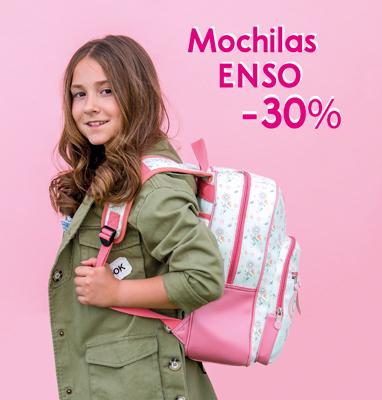 Mochilas Enso
