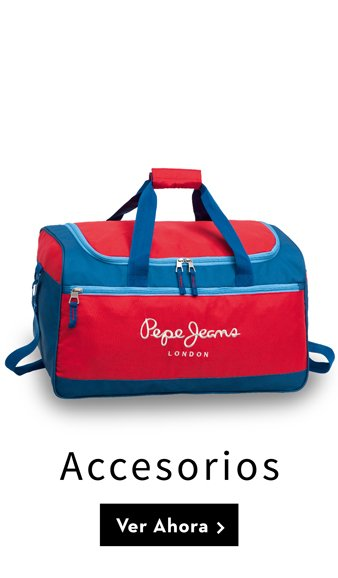 accesorios pepe jeans