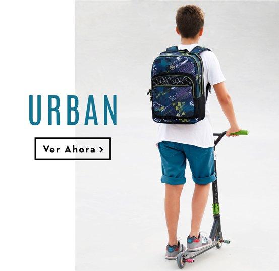 colección urban