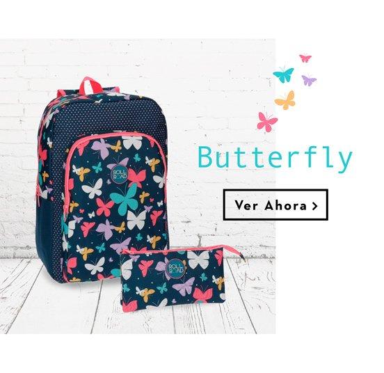 colección butterfly