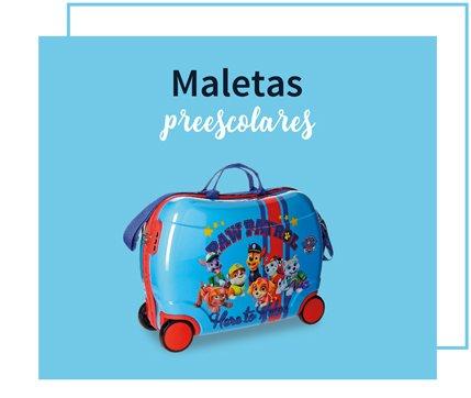 maletas preescolares