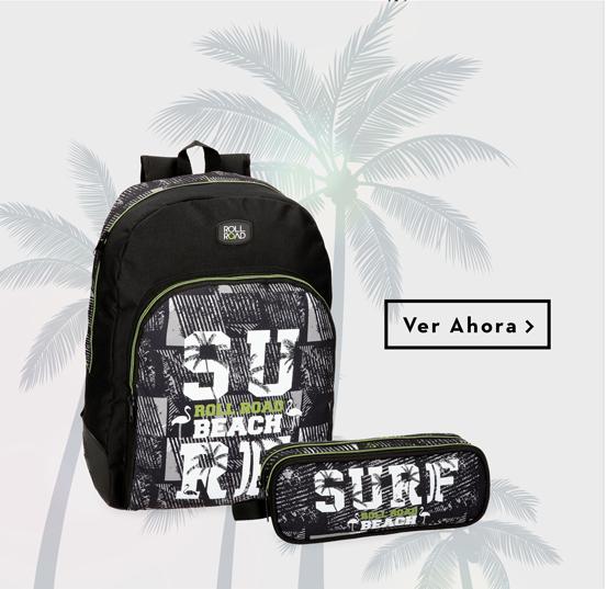 colección roll road surf